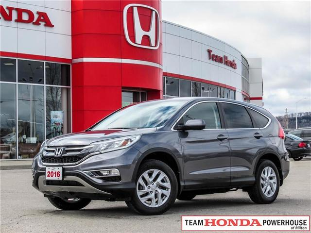 2016 Honda CR-V SE (Stk: 3286) in Milton - Image 1 of 27