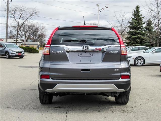 2016 Honda CR-V SE (Stk: 3286) in Milton - Image 6 of 27