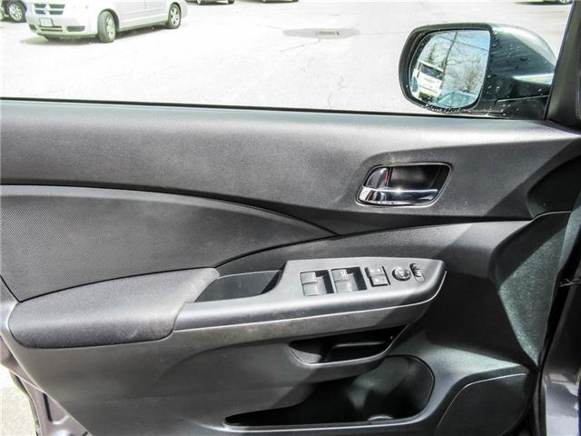 2016 Honda CR-V SE (Stk: 3286) in Milton - Image 9 of 27