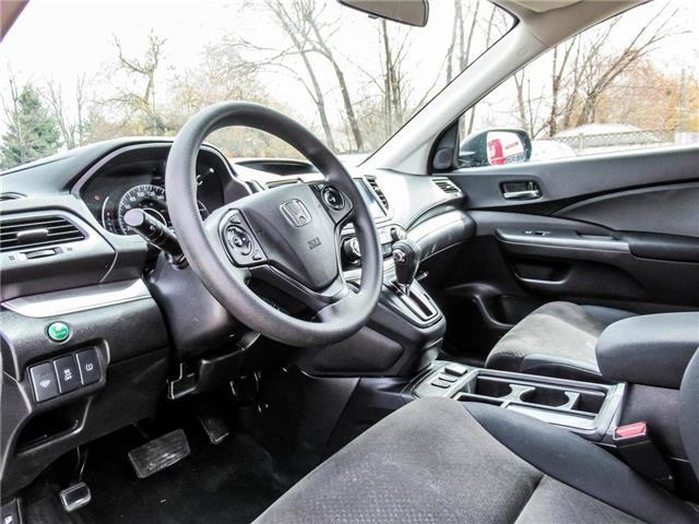 2016 Honda CR-V SE (Stk: 3286) in Milton - Image 10 of 27