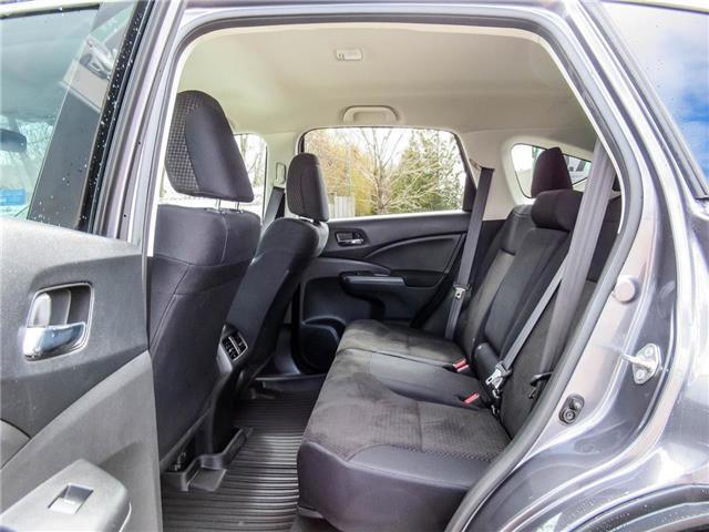 2016 Honda CR-V SE (Stk: 3286) in Milton - Image 12 of 27