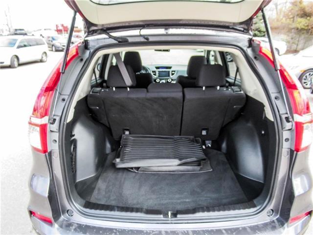 2016 Honda CR-V SE (Stk: 3286) in Milton - Image 17 of 27