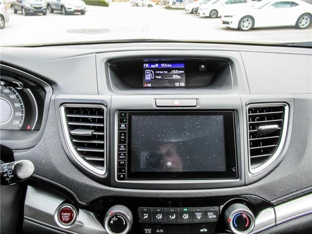 2016 Honda CR-V SE (Stk: 3286) in Milton - Image 22 of 27