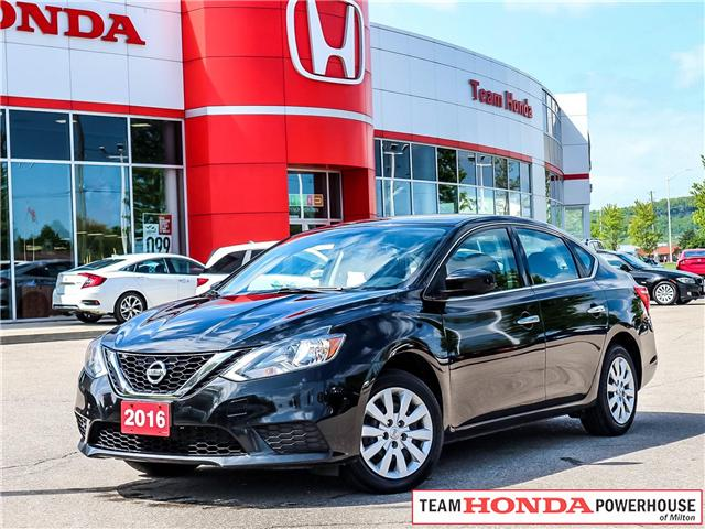 2016 Nissan Sentra 1.8 S (Stk: 3281AA) in Milton - Image 1 of 24