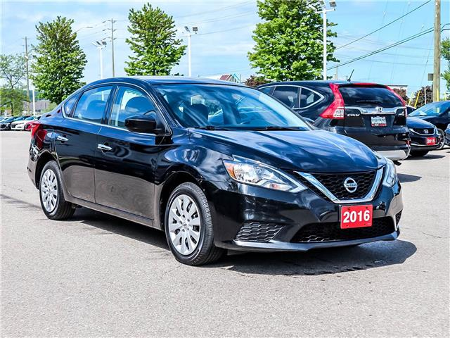 2016 Nissan Sentra 1.8 S (Stk: 3281AA) in Milton - Image 3 of 24
