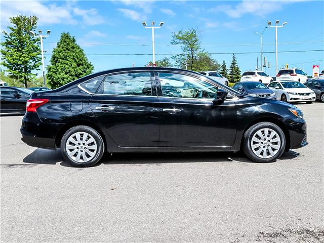 2016 Nissan Sentra 1.8 S (Stk: 3281AA) in Milton - Image 4 of 24