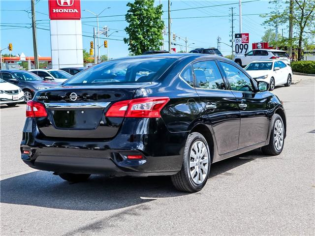 2016 Nissan Sentra 1.8 S (Stk: 3281AA) in Milton - Image 5 of 24