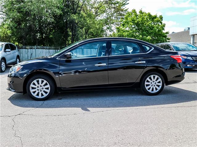 2016 Nissan Sentra 1.8 S (Stk: 3281AA) in Milton - Image 8 of 24