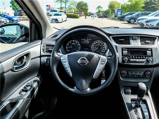 2016 Nissan Sentra 1.8 S (Stk: 3281AA) in Milton - Image 14 of 24