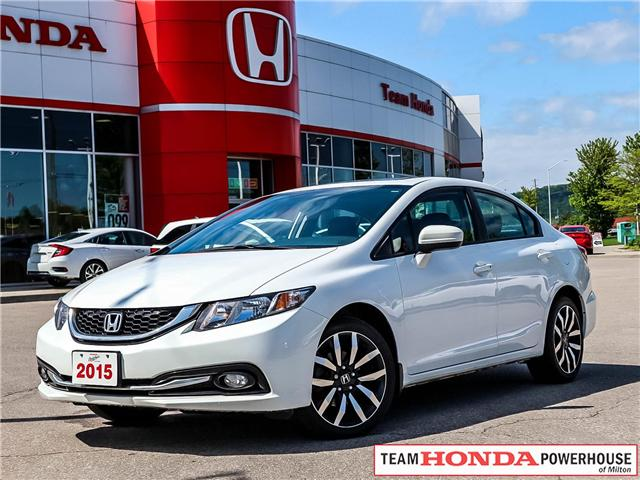2015 Honda Civic Touring (Stk: 3331) in Milton - Image 1 of 24