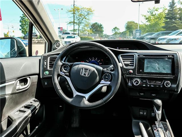 2015 Honda Civic Touring (Stk: 3331) in Milton - Image 13 of 24