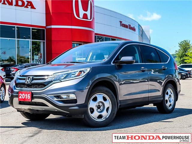 2016 Honda CR-V SE (Stk: 19610A) in Milton - Image 1 of 21