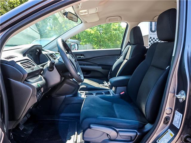 2016 Honda CR-V SE (Stk: 19610A) in Milton - Image 10 of 21
