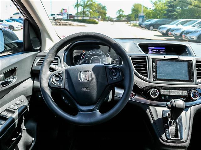 2016 Honda CR-V SE (Stk: 19610A) in Milton - Image 13 of 21