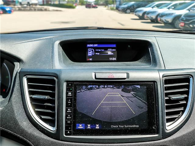 2016 Honda CR-V SE (Stk: 19610A) in Milton - Image 19 of 21