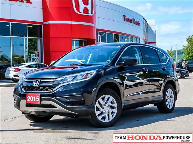 2015 Honda CR-V SE (Stk: 3335) in Milton - Image 1 of 25