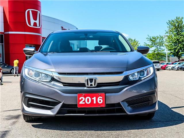 2016 Honda Civic LX (Stk: 3337) in Milton - Image 2 of 23