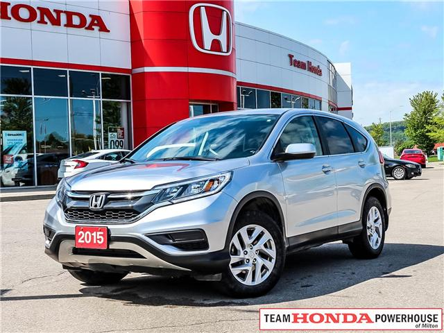 2015 Honda CR-V SE (Stk: 3338) in Milton - Image 1 of 25