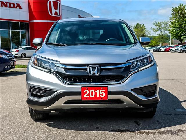 2015 Honda CR-V SE (Stk: 3338) in Milton - Image 2 of 25