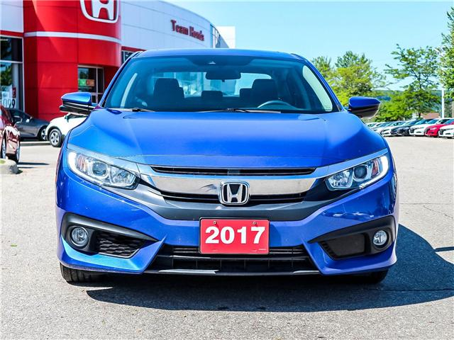 2017 Honda Civic EX-T (Stk: 3341) in Milton - Image 2 of 16