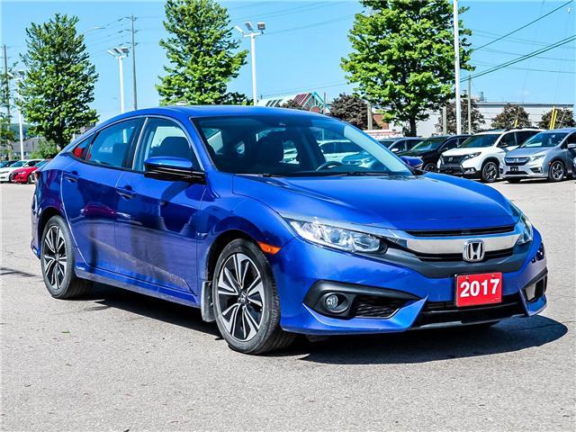 2017 Honda Civic EX-T (Stk: 3341) in Milton - Image 3 of 16