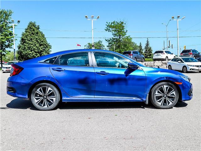 2017 Honda Civic EX-T (Stk: 3341) in Milton - Image 4 of 16