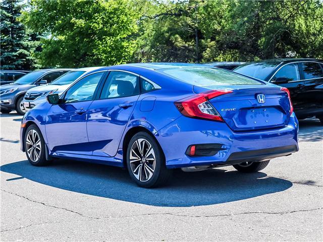 2017 Honda Civic EX-T (Stk: 3341) in Milton - Image 7 of 16