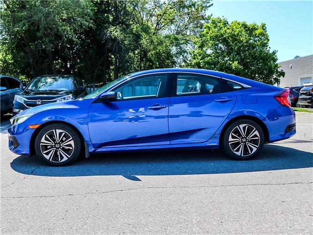 2017 Honda Civic EX-T (Stk: 3341) in Milton - Image 8 of 16