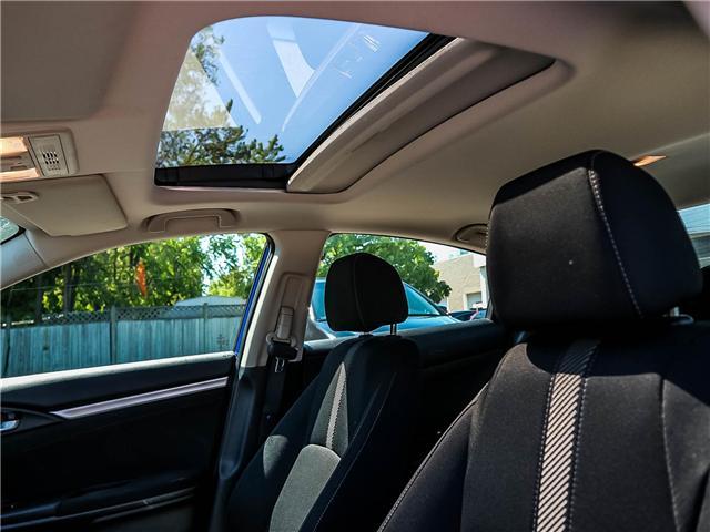 2017 Honda Civic EX-T (Stk: 3341) in Milton - Image 13 of 16