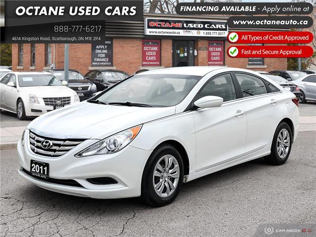 2011 Hyundai Sonata GLS (Stk: ) in Scarborough - Image 1 of 24