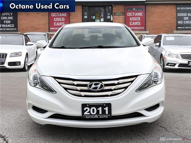 2011 Hyundai Sonata GLS (Stk: ) in Scarborough - Image 2 of 24