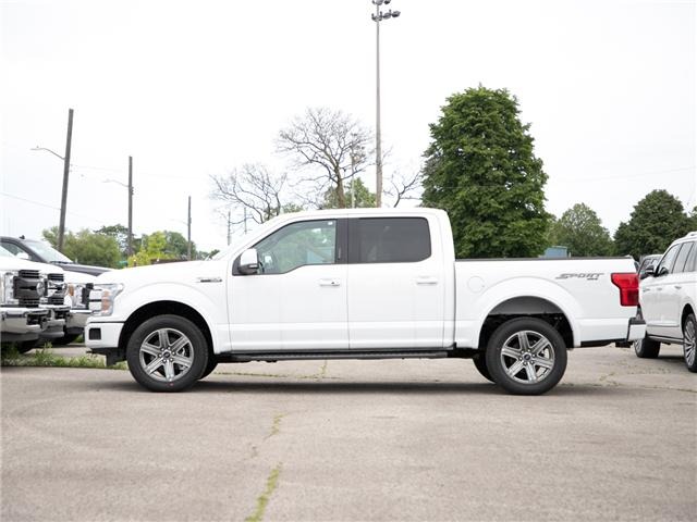 2019 Ford F-150 Lariat (Stk: 19F1720) in St. Catharines - Image 4 of 25