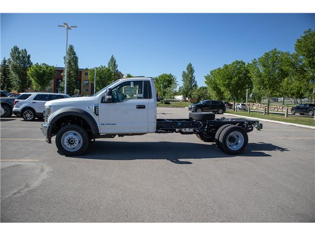 2019 Ford F-550 Chassis XLT (Stk: K-1556) in Okotoks - Image 2 of 4