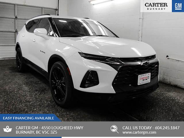 2019 Chevrolet Blazer RS (Stk: Z9-22680) in Burnaby - Image 1 of 14