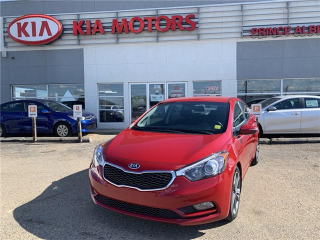 2015 Kia Forte 2.0L EX (Stk: 39116B) in Prince Albert - Image 1 of 16