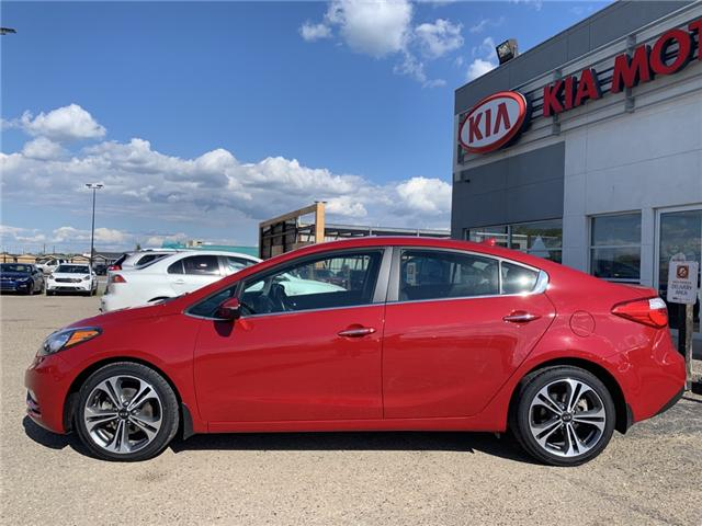 2015 Kia Forte 2.0L EX (Stk: 39116B) in Prince Albert - Image 2 of 16