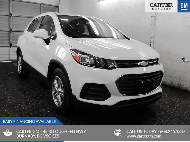 2019 Chevrolet Trax LS (Stk: T9-26010) in Burnaby - Image 1 of 13