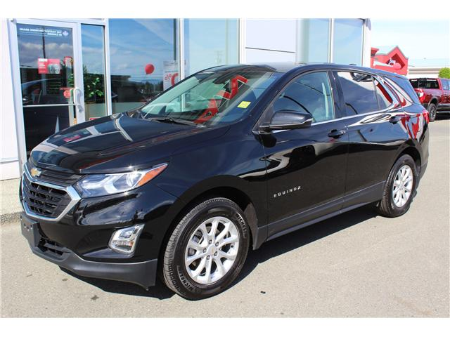 2018 Chevrolet Equinox LT (Stk: P0167) in Nanaimo - Image 1 of 7