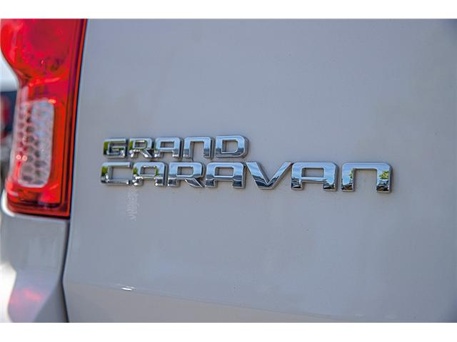 2018 Dodge Grand Caravan Crew (Stk: J314039) in Surrey - Image 6 of 24