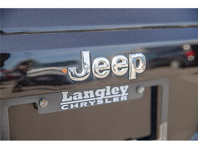 2017 Jeep Patriot 24G High Altitude Edition (Stk: K432995B) in Surrey - Image 6 of 22