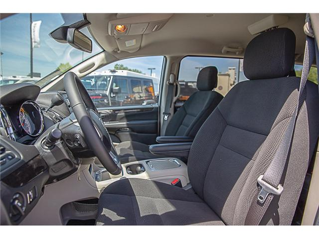 2018 Dodge Grand Caravan Crew (Stk: J314039) in Surrey - Image 9 of 24