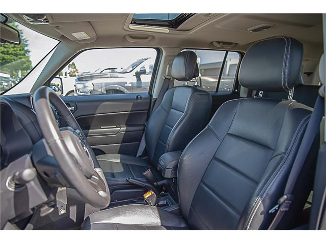 2017 Jeep Patriot 24G High Altitude Edition (Stk: K432995B) in Surrey - Image 8 of 22