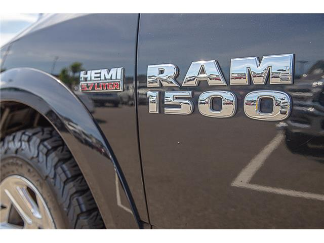 2016 RAM 1500 Longhorn (Stk: K560362A) in Surrey - Image 10 of 28
