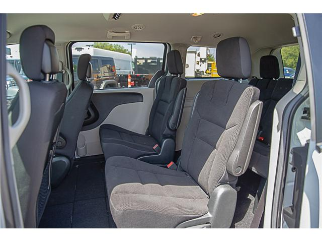 2018 Dodge Grand Caravan Crew (Stk: J314039) in Surrey - Image 11 of 24