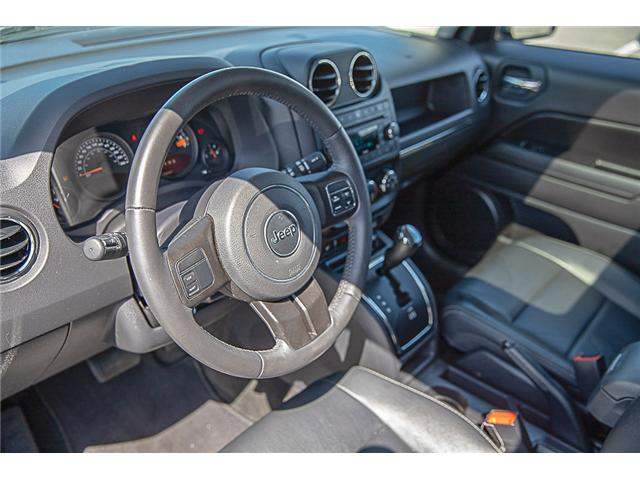2017 Jeep Patriot 24G High Altitude Edition (Stk: K432995B) in Surrey - Image 9 of 22