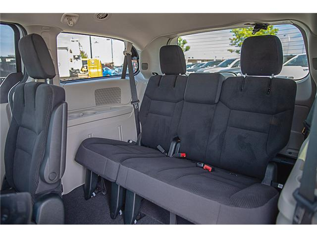 2018 Dodge Grand Caravan Crew (Stk: J314039) in Surrey - Image 12 of 24