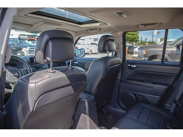 2017 Jeep Patriot 24G High Altitude Edition (Stk: K432995B) in Surrey - Image 10 of 22