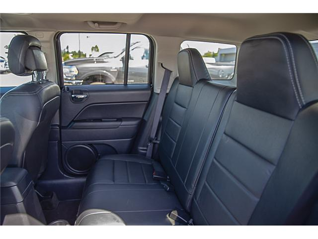 2017 Jeep Patriot 24G High Altitude Edition (Stk: K432995B) in Surrey - Image 11 of 22