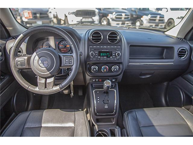 2017 Jeep Patriot 24G High Altitude Edition (Stk: K432995B) in Surrey - Image 12 of 22