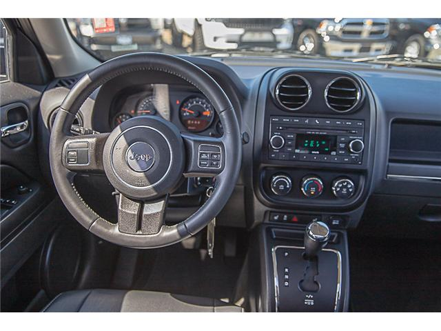 2017 Jeep Patriot 24G High Altitude Edition (Stk: K432995B) in Surrey - Image 13 of 22